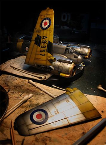 Beaufighter 17A