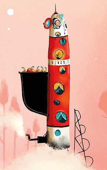 Kenzo Rocket 02