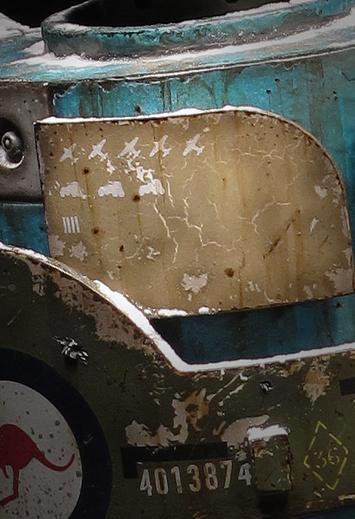 World War Robot 03B
