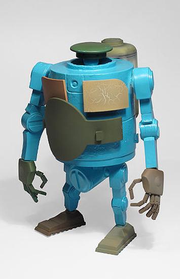 World War Robot 17A
