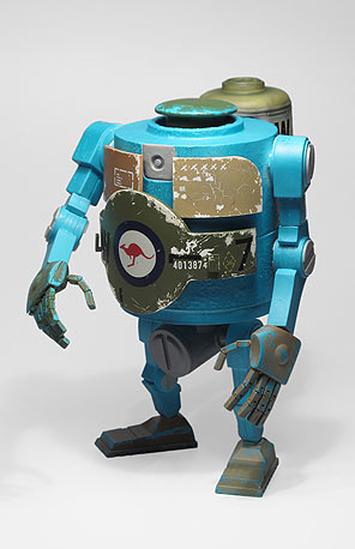 World War Robot 17B