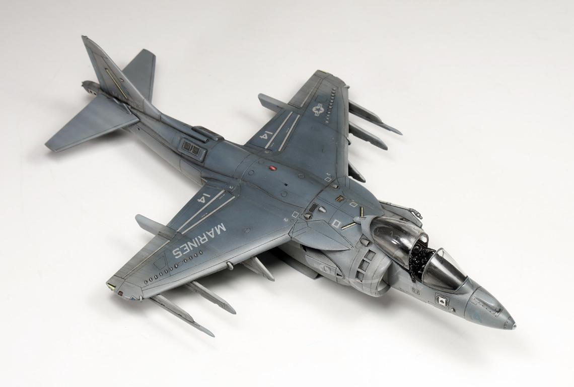 AV 8B Harrier II 02