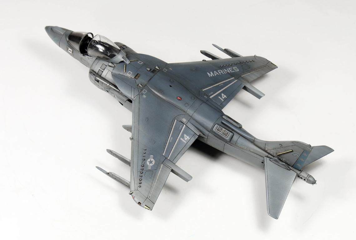 AV 8B Harrier II 03