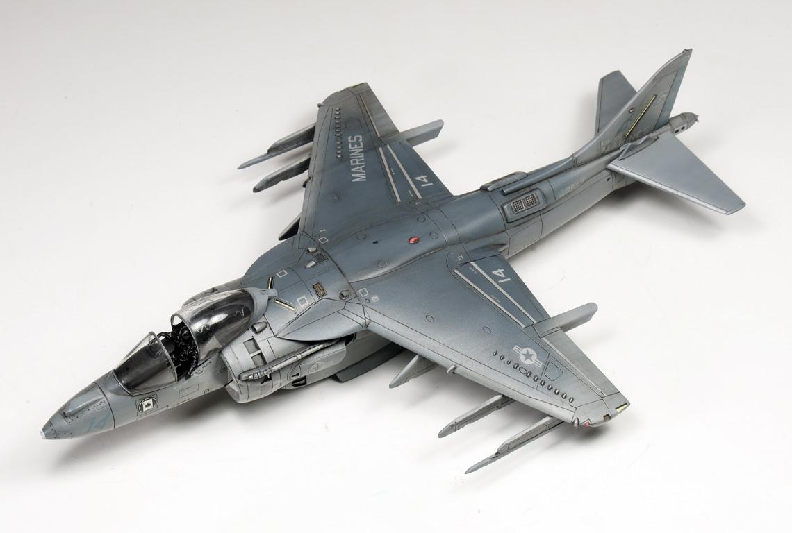 AV 8B Harrier II 05