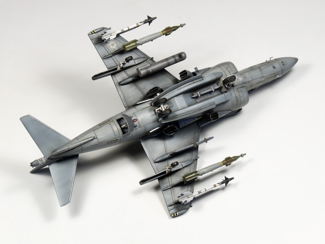 AV 8B Harrier II 10