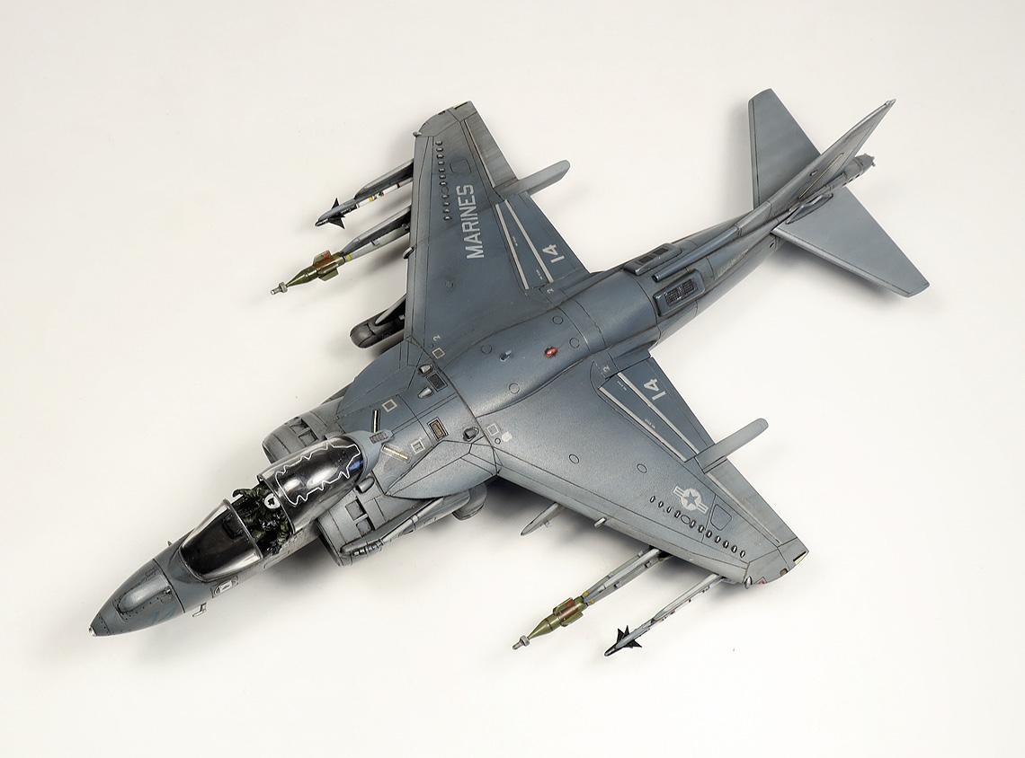 AV 8B Harrier II 16