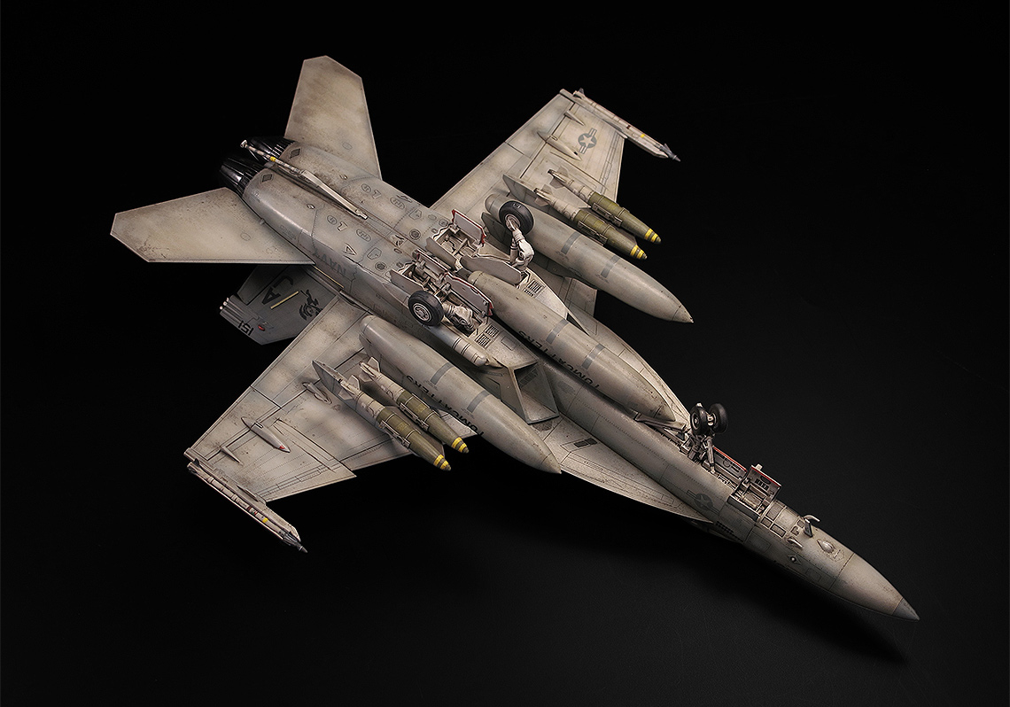 F A 18E Tomcatters 11