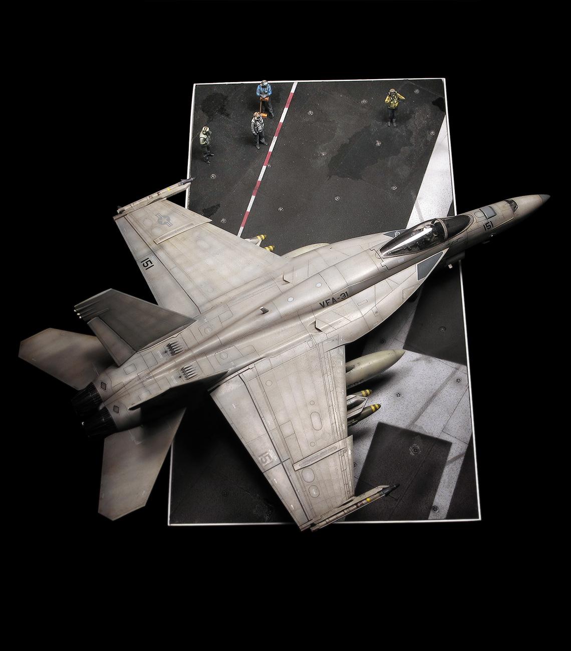 F A 18E Tomcatters 19A