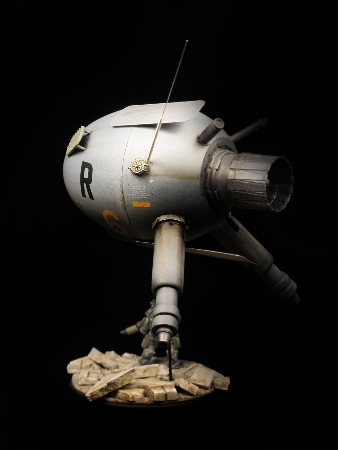 Space Egg R6 14