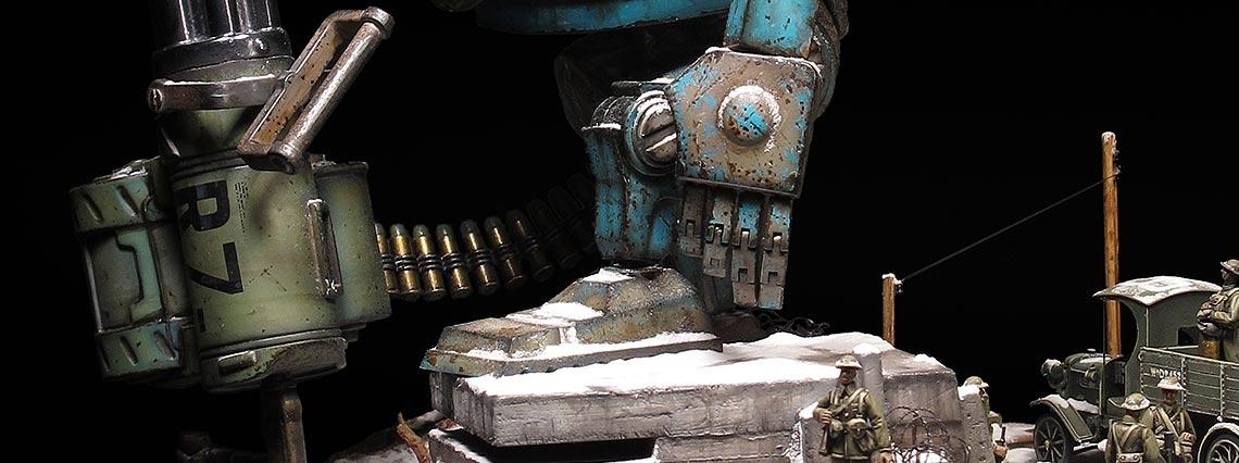 World War Robot 11