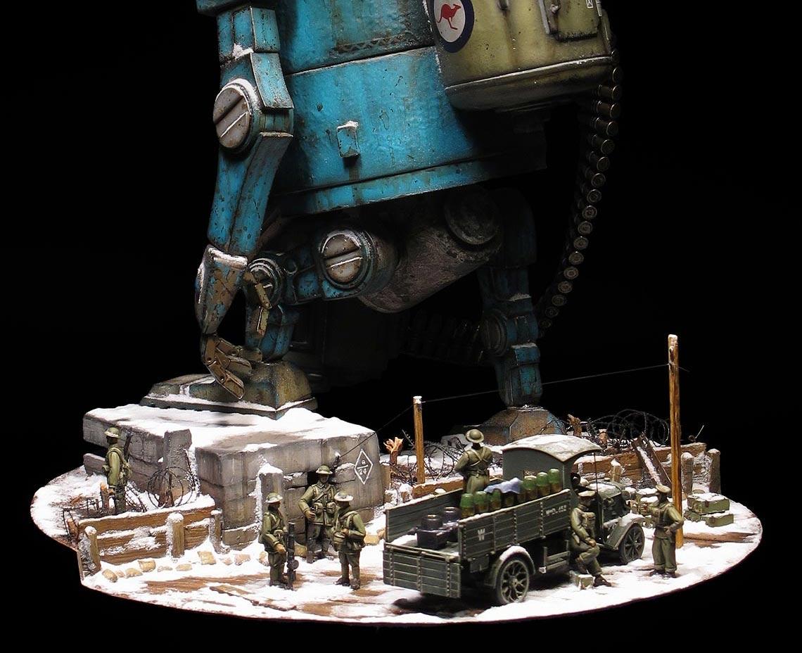 World War Robot 13