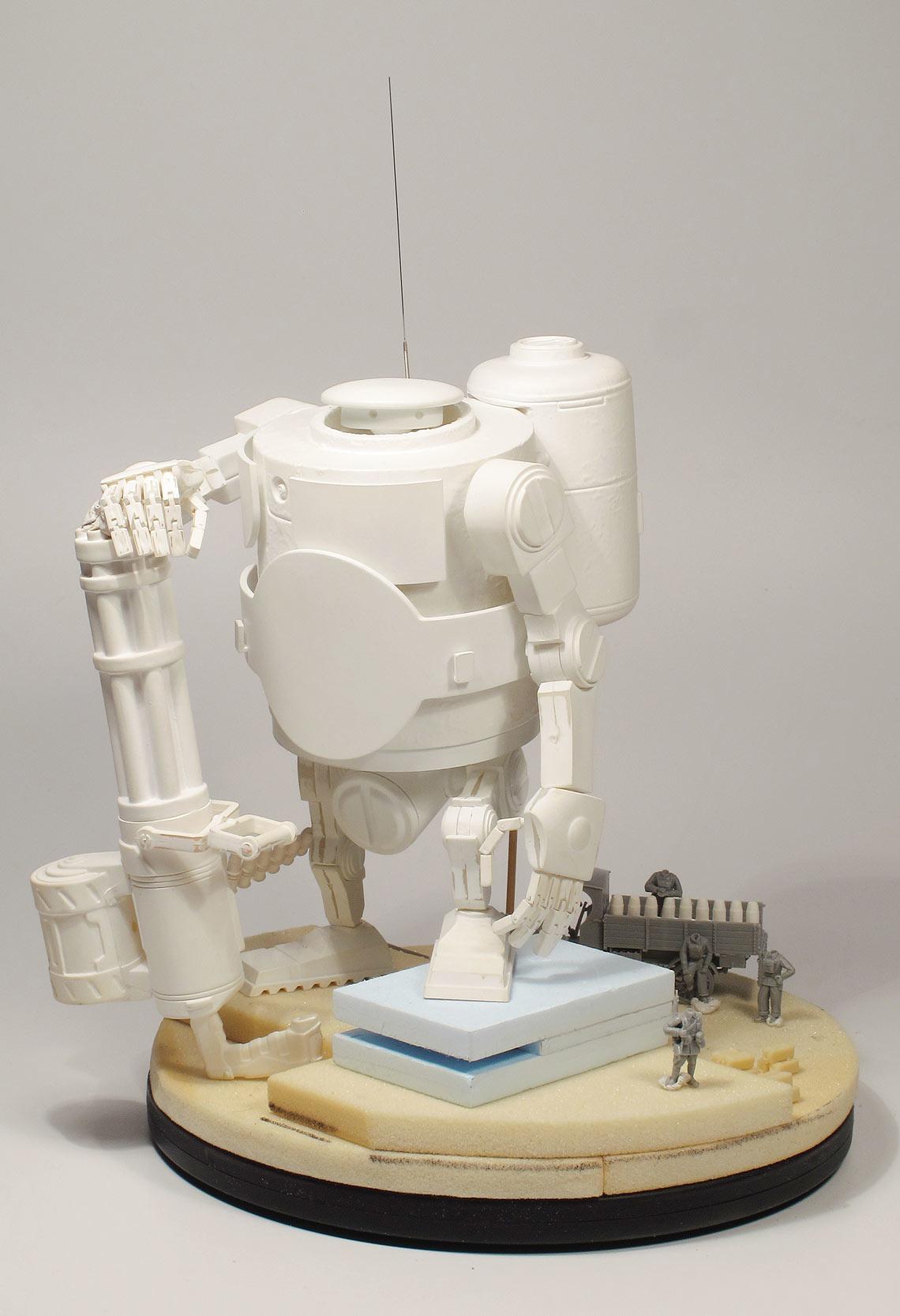 World War Robot 15