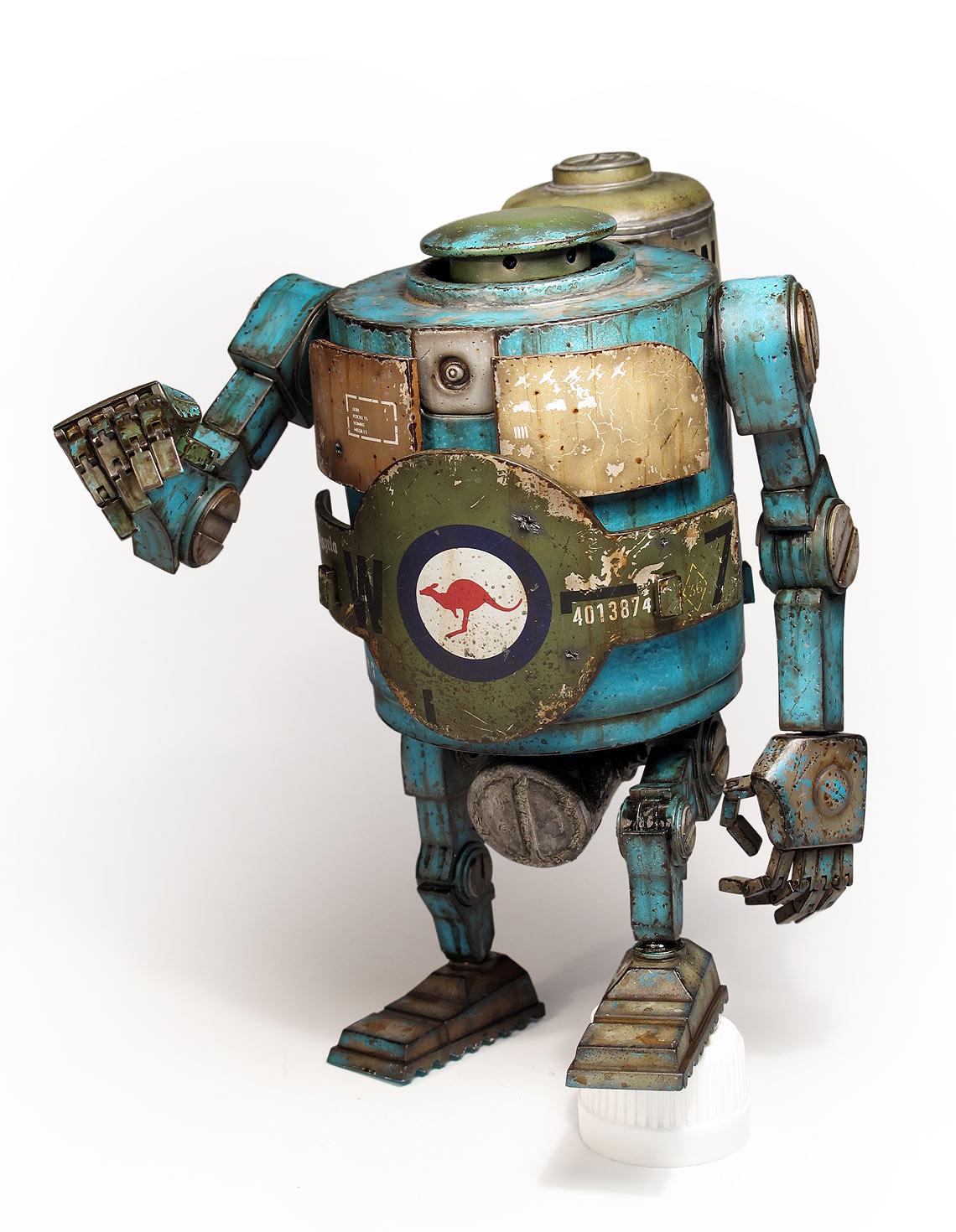 World War Robot 16
