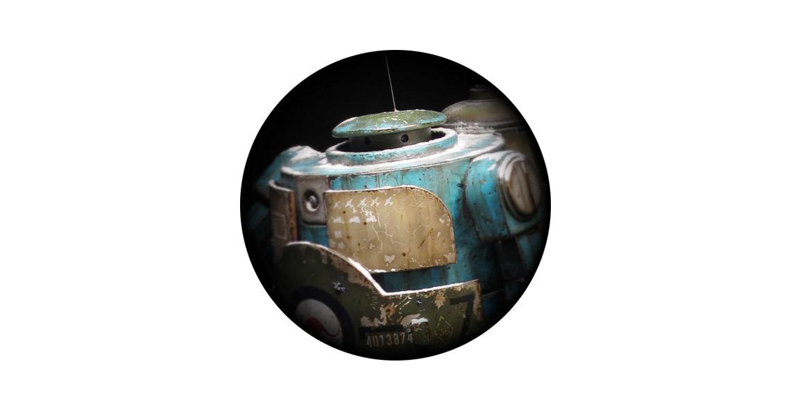 World War Robot 23