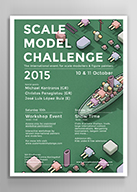 Scale Model Challenge Artwork 2015
