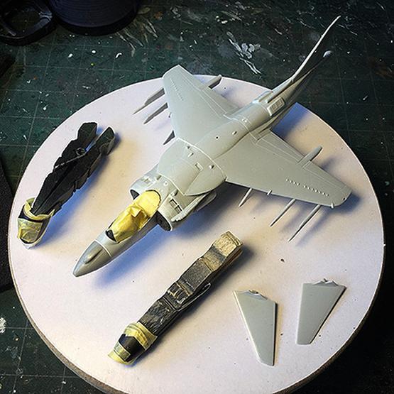 AV 8B Harrier II 07