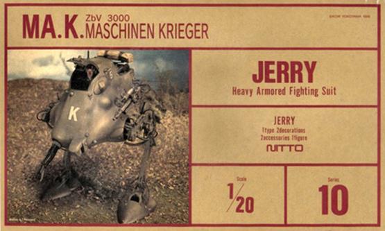 MAK Jerry 38