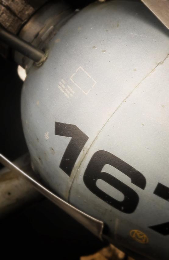 Space Egg R6 16B